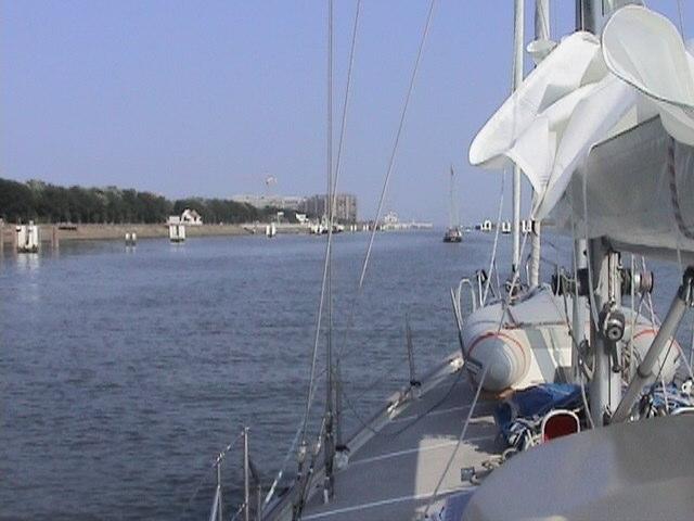 De Belgische Zee weer op