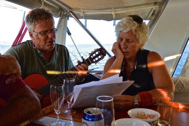 Ingeborg zingt mee, het winnende festivalliedje van Ilse en Weelon