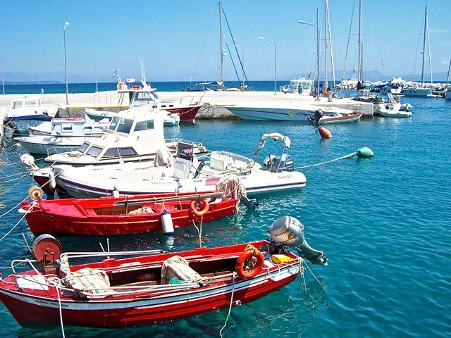 Haventje van Othonoi