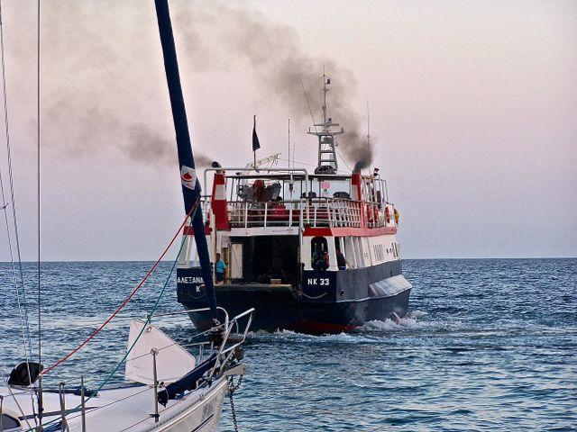 De boze ferry