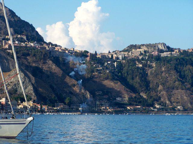 Nog een stukje Taormina