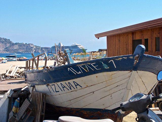 Groeten uit Naxos