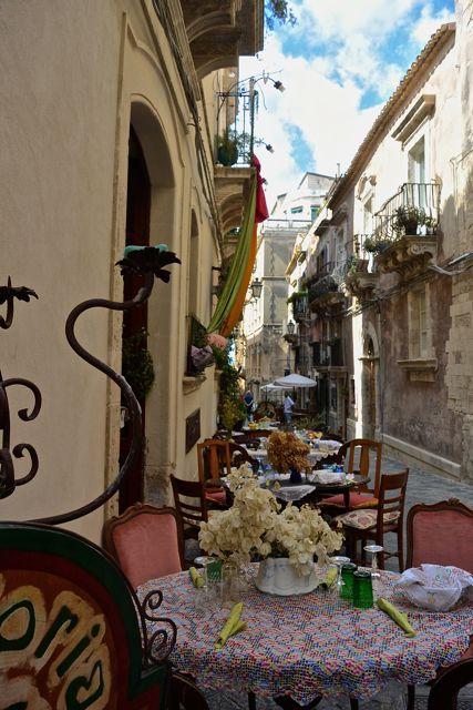 Restaurant met een decor uit opoe's tijd