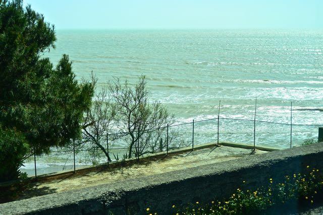 Aah, de zee!