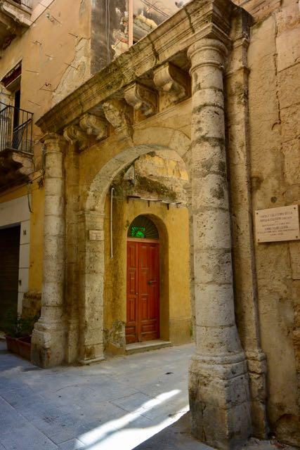 Poortje uit de 16e eeuw