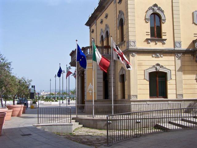Mooi gemeentehuis