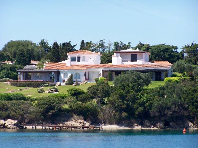 Erg mooie villa's
