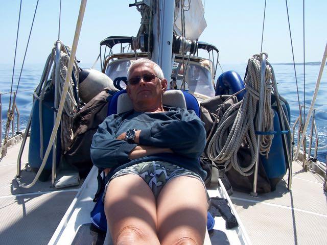 Ik heb een nieuwe Jeff Koontz zwembroek