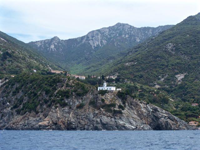 Punta Polveraia op de uiterste noordwestpunt van Elba