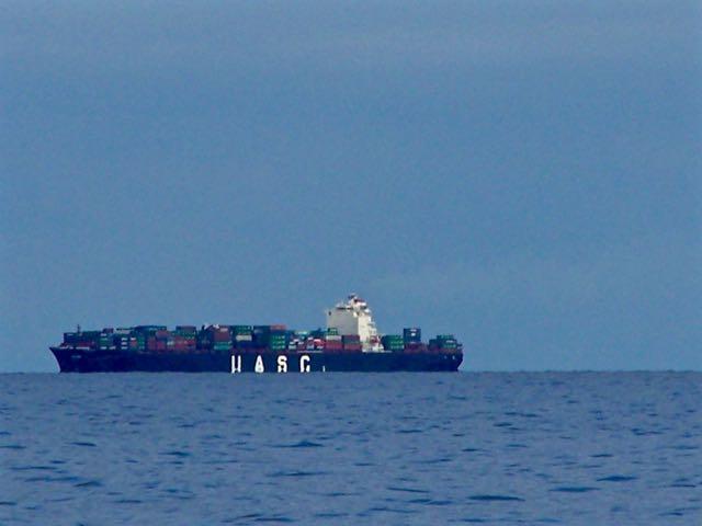 Een zeeschip