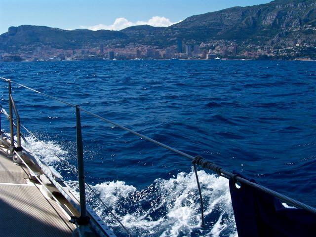 Monaco in zicht