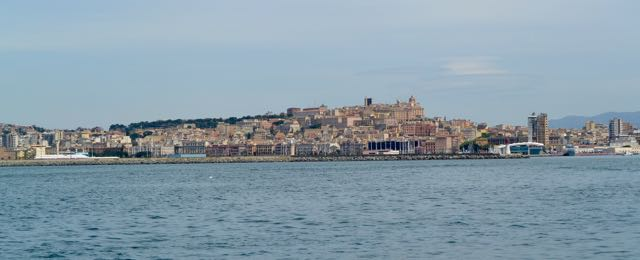 Een laatste (?) blik op Cagliari