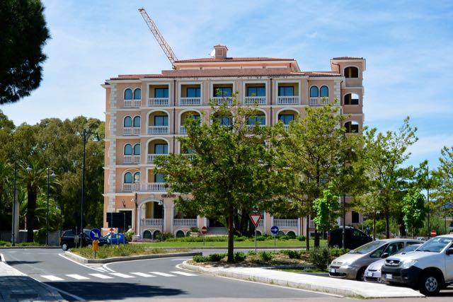 Het mooiste hotel van Olbia