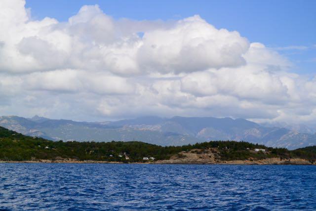 Corsica is best mooi gevormd