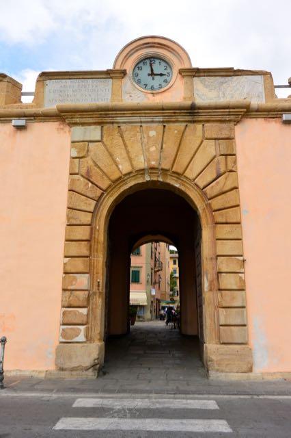 Een poort