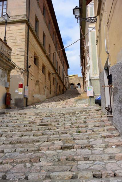 Steil straatje