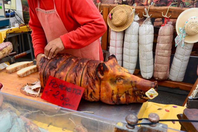Markt 6 (het varken werd steeds kleiner!)