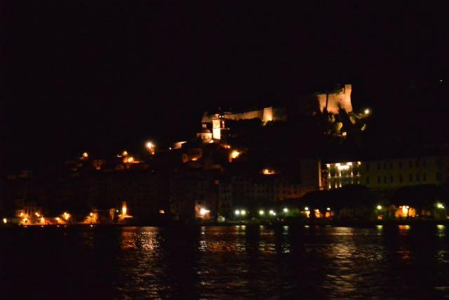 Portovenere bij nacht, het moet er heel mooi zijn 1