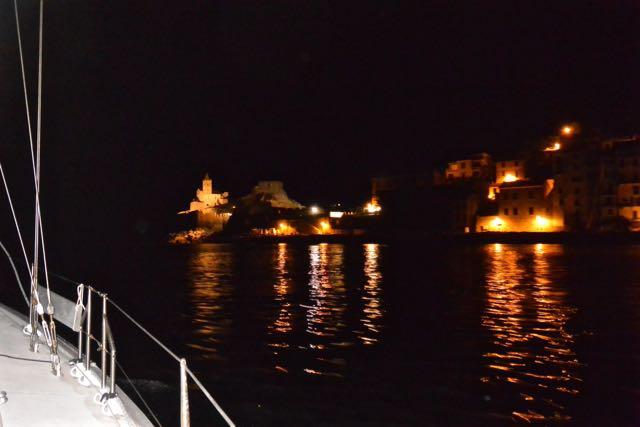 Portovenere bij nacht, het moet er heel mooi zijn 2