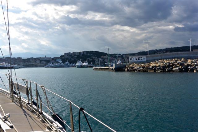 Een joekel van een haven