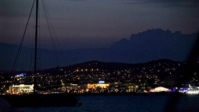 De lichtjes van Cannes