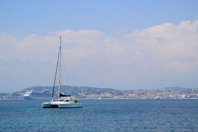 En daar ligt Cannes