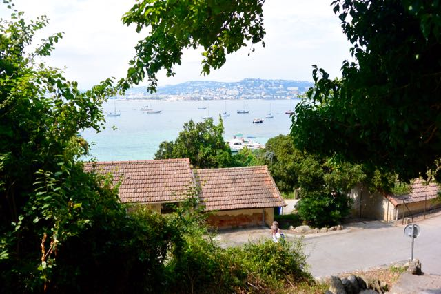 Aan de overkant Cannes