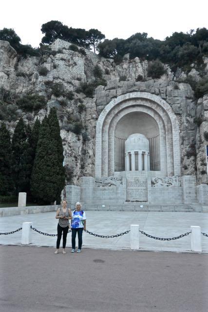 Monument voor de gevallenen