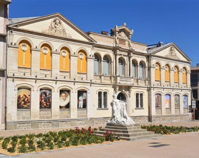 Het Museum van Schone Kunsten (XVII - XIX eeuw)