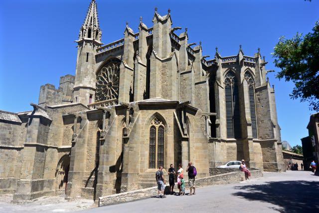 De basiliek St. Nazaire