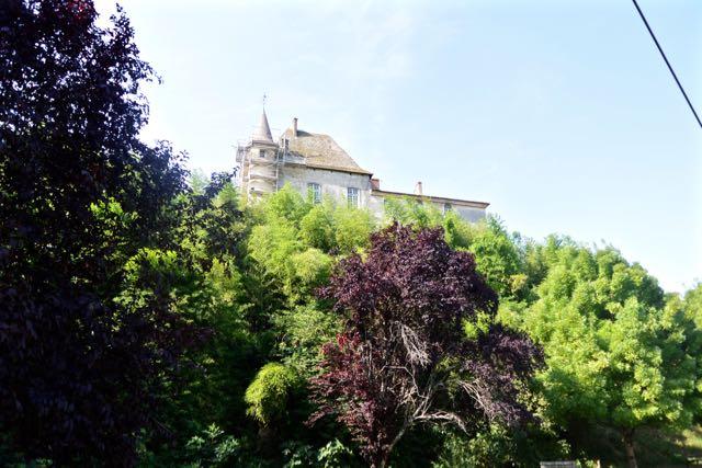 Foto van het kasteel 2