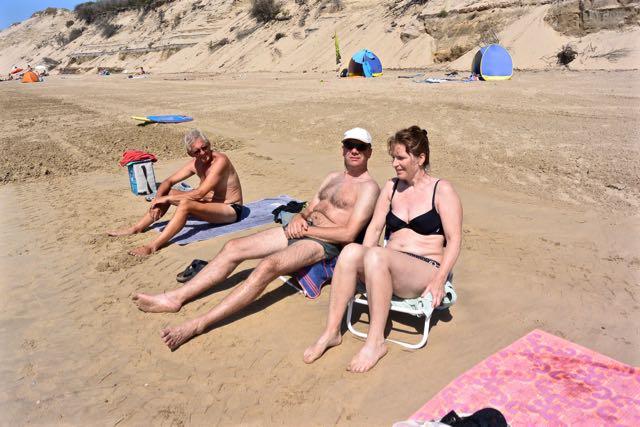 Lekker op het strand!