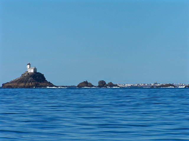 Het eilandje verderop