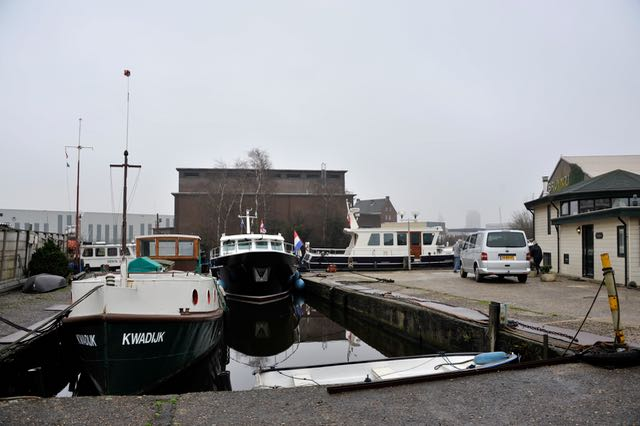 Willem en Joke hebben hun eigen jachthaven